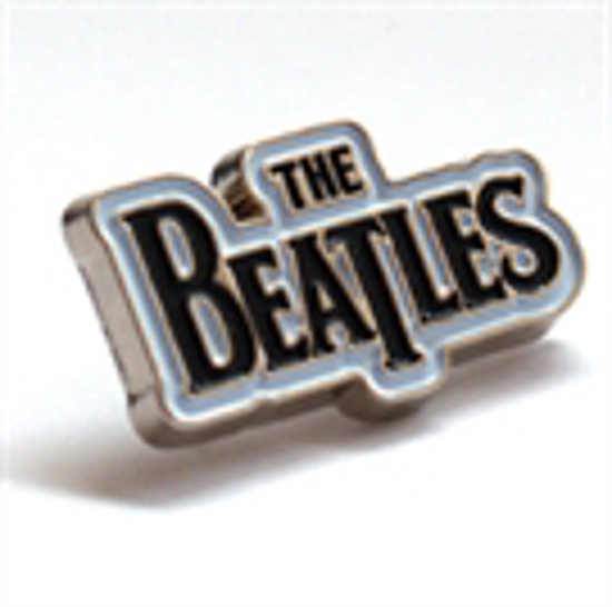 Beatles Pins The Logo Classic Pin Small