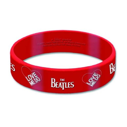 Picture of Beatles Wrist band: Love Me Do