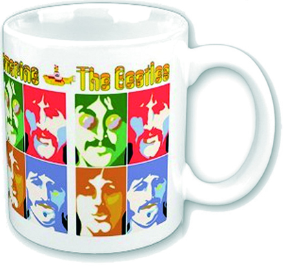 Picture of Beatles Mugs:  YELLOW SUBMARINE SEA OF SCIENCE  Mug