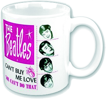 Picture of Beatles Mugs: CAN'T BUY ME LOVE Mug