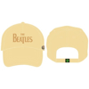 Picture of Beatles Cap: The Beatles Drop T Logo Distressed