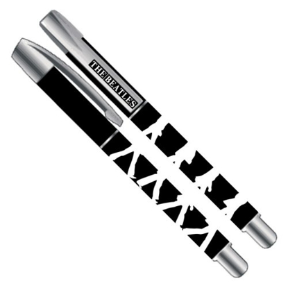 Picture of Beatles Pen: The Beatles Gel Ink Pen (Abbey Rd.)