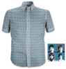 Picture of Beatles Dress Shirt: 1967 Head Shots Pattern