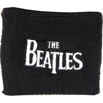 Picture of SweatBand: The Beatles Sweatband Drop T Logo