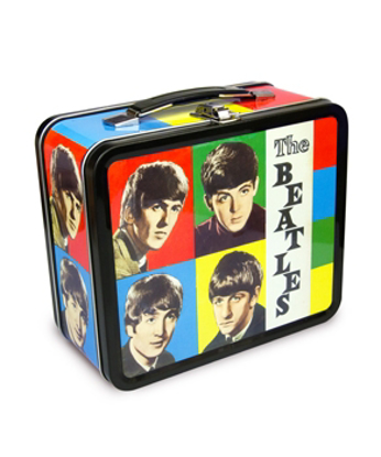 Picture of Beatles Lunch Box: The Beatles early days