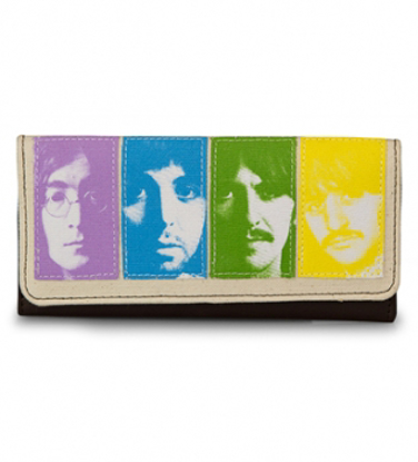 Picture of Beatles Purse: The Beatles Sea of Faces