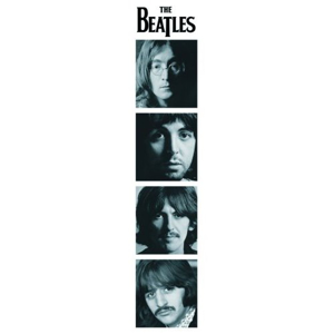 Picture of Beatles Bookmarks: The Beatles Many Styles BM-Let It Be Faces
