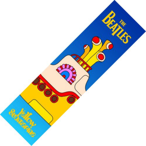 Picture of Beatles Bookmarks: The Beatles Many Styles BM-Yellow Submarine