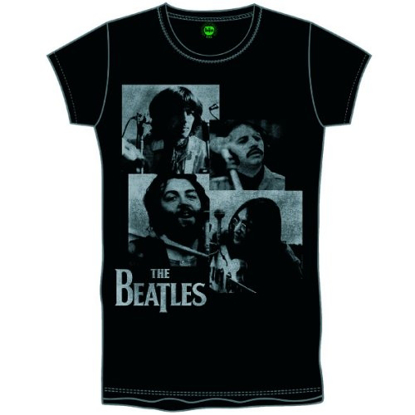 Picture of Beatles Youth T-Shirt: The Beatles in Studio