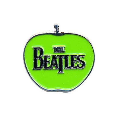 Picture of Beatles Pins: The Beatles Apple Logo pin