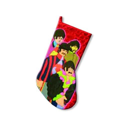 Picture of Beatles Stocking: The Beatles Fab Four Yellow Submarine Stocking