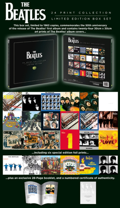 Picture of Beatles Art: Album Covers Art