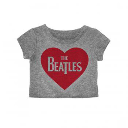 Picture of Beatles Female T-Shirt: I Heart Short Version