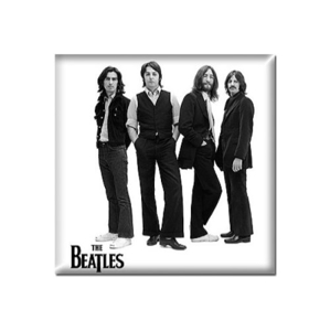 Picture of Beatles Magnets: The Beatles Many Styles MAG-White Album Era