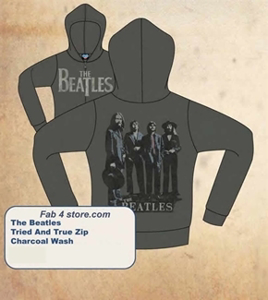 Picture of Beatles Hoodie: The Beatles Women's Hoodie Large - Jrs/Ladies
