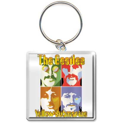 Picture of Beatles Key Chain: Sea of Science
