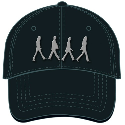 Picture of Beatles Cap: (Child Version)The Beatles Abbey Road in Black/Silver