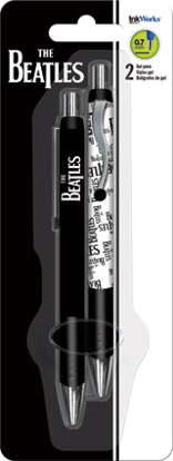Picture of Beatles Pen: 2-Pack Gel Pen