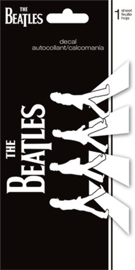 Picture of Beatles Decals: Abbey Road