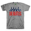 """Picture of Beatles Adult T-Shirt: """"Abbey Road'"""