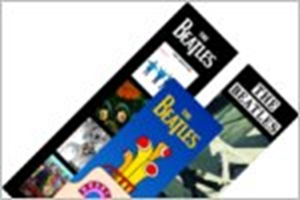 Picture for category Beatles Bookmarks