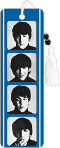 Picture of Beatles Bookmarks: Premium Hard Day's Night