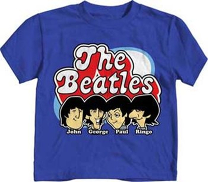 Picture of Beatles T-Shirt: BeatlesToddler Toon