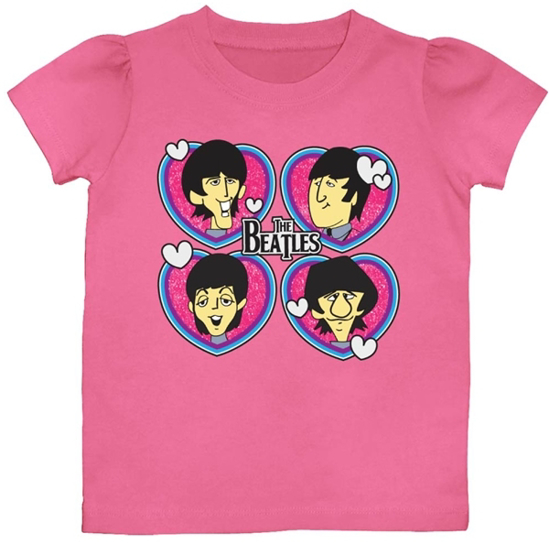 Beatles Kids T-shirts -Beatles Fab Four Store Exclusively Beatles ...