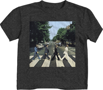 Picture of Beatles T-Shirt: Beatles Toddler Abbey Road