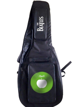 Picture of Beatles Gig Bag: The Beatles Apple Logo Guitar Case