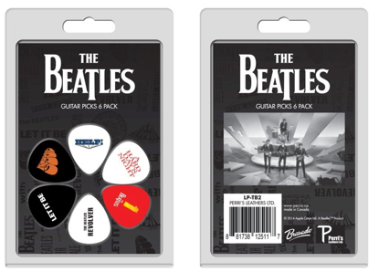 Picture of Beatles Guitar Picks : Six Packs