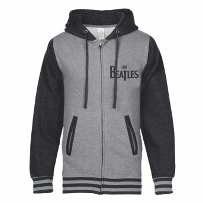 Picture of Beatles Hoodie:  Varsity Style Drop T Zipper