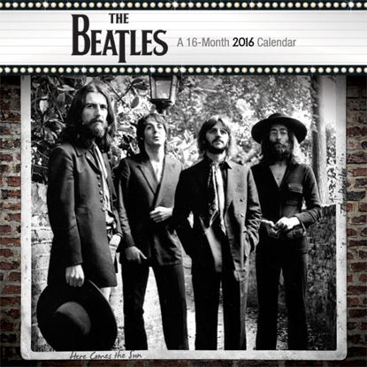 Picture of Beatles Calendar: 2016 Wall Calendar