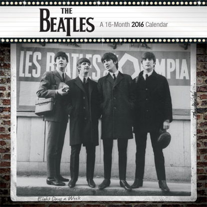 Picture of Beatles Calendar: 2016 Mini Calendar