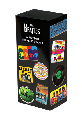 Picture of Beatles Magnetic Shapes: The Beatles Magnetic Shapes