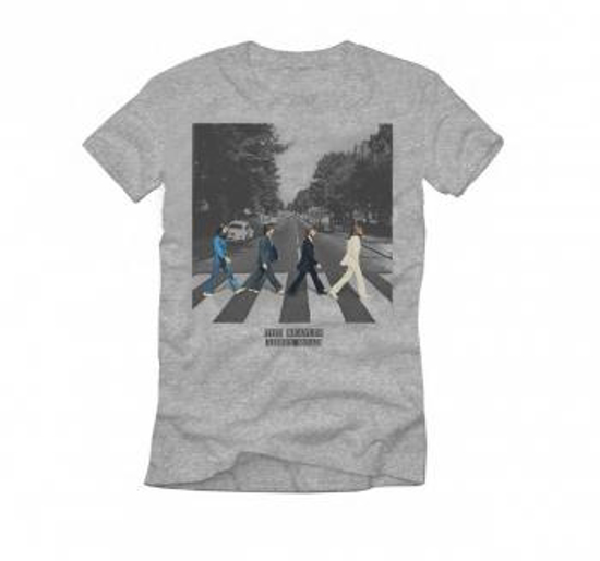Beatles Youth T Shirt Abbey Road