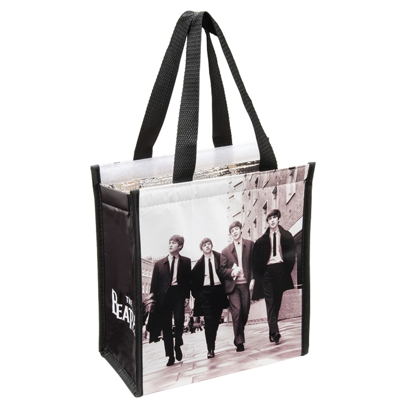 beatles shopping eco bags beatles fab four store exclusively beatles only official merchandise. Black Bedroom Furniture Sets. Home Design Ideas