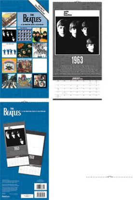 Picture of Beatles Calendar: 2016 Calendar