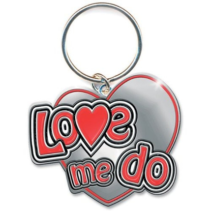 Picture of Beatles Keychain: Love Me Do