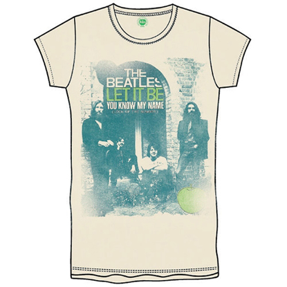 Picture of Beatles Youth T-Shirt: Let It Be/You Know My Name