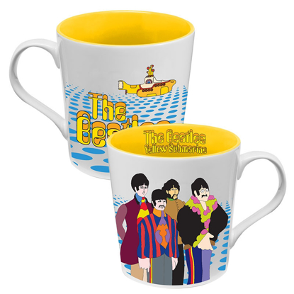 Picture of Beatles Mugs: Yellow Submarine Mug