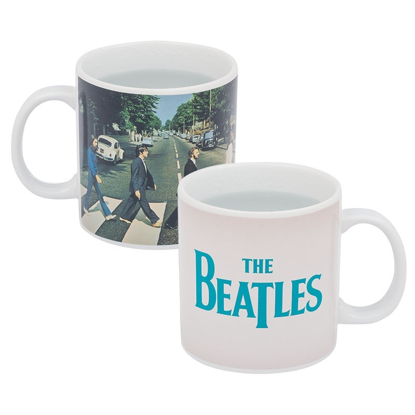 "Picture of Beatles Mug: The Beatles ""Abbey Road"" Heat Reactive Ceramic Mug"