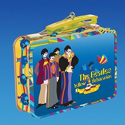 Picture of Beatles Ornament: The Beatles Yellow Submarine Mini Lunchbox