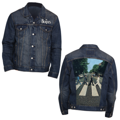 Picture of Beatles Jacket: Denim-Jean Abbey Road