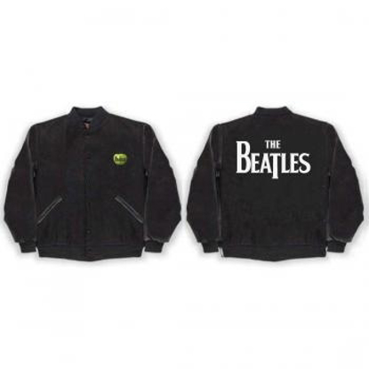 Picture of Beatles Jacket: Beatles Drop-T Logo Luxury Varsity Jacket