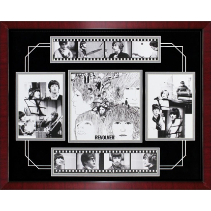 Picture of Beatles ART: The Beatles Revolver Studio Framed 20x24 Collage