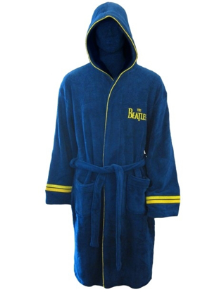 Picture of Beatles Robe: Yellow Submarine KIDS Bathrobe