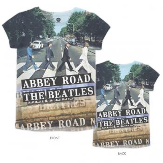 Picture of Beatles Jr's T-Shirt: Abbey Road Crossing Sublimation