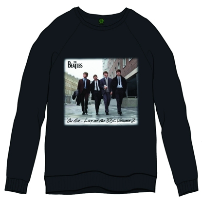 Picture of Beatles Sweat Shirt: On-Air BBC 1963