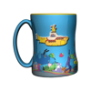 Picture of Beatles Mug: Yellow Submarine Relief